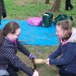 Year 6 Forest School Day