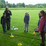 Year 5 Taster Day at Wolsingham School 16.06.16