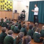 Sainsbury's School Games Gold Award